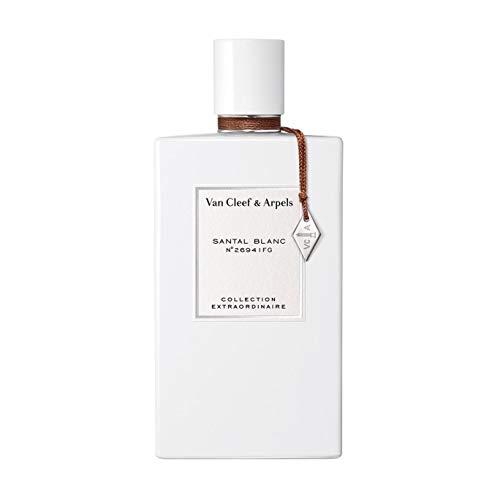 Profumo Van Cleef Santal Blanc Eau De Parfum 75 ml Collection Extraordinaire - Profumo unisex