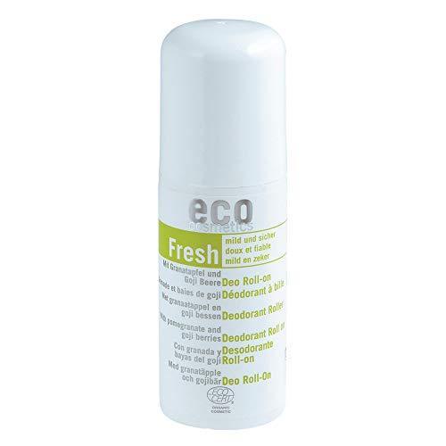 Eco Cosmetics – Déodorant Roll On Grenade – Goji, Ecocosmetics 50 ml