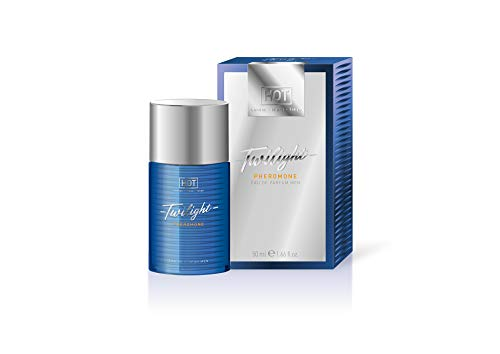 HOT 55020 Twilight Pheromone Eau de Parfum men, 50 ml