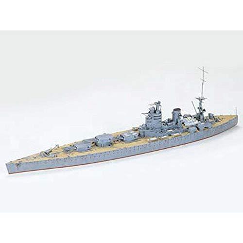 タミヤ 1/700 ウォーターラインシリーズ No.601 イギリス海軍 戦艦 ロドネイ プラモデル 77502