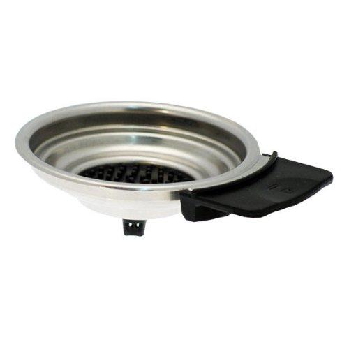 1-fach Padhalter schwarz für Senseo Latte & Cappucino Select: HD7850, HD7852, HD7853, HD7854