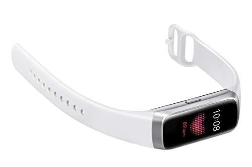 SAMSUNG Galaxy Fit Pulsera de Actividad Plata AMOLED 2,41 cm (0.95