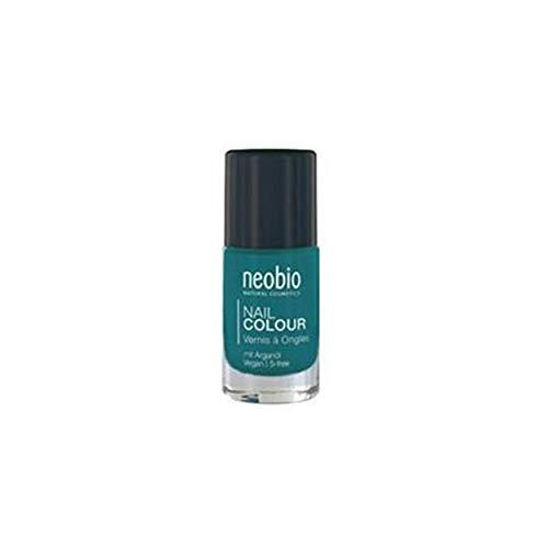 Neobio Nagellak 09 Precious Turquoise, 8 ml