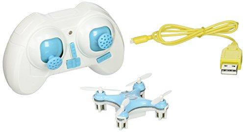 Cheerson Cx-10 Mini 2.4g 4ch 6 Axis LED Rc Quadcopter Airplane Blue