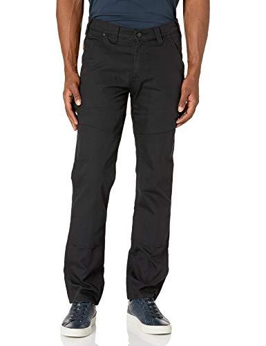 Timberland 8 Series Work Pant with Mimix Pantalones de utilidades de Trabajo, Negro Azabache, 40W x 30L para Hombre