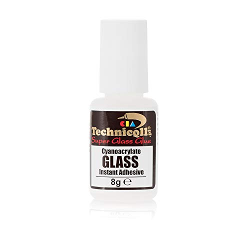 Super Glue Spezial glas 8g Instant Extra Starker CyanoacrylatKleber Repartur Glas Kristall Edelsteine