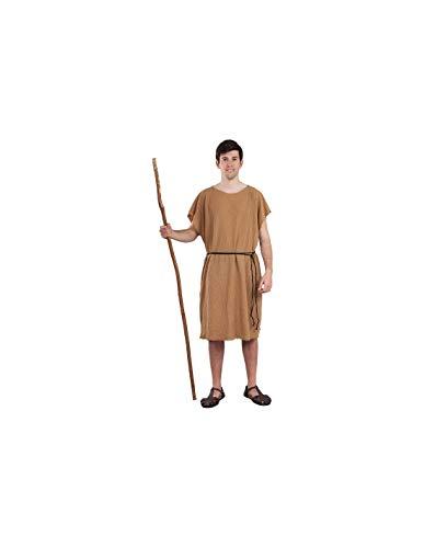 DISBACANAL mittelalterlicher Bettler Kostüm für Jahrmärkte - -, XL