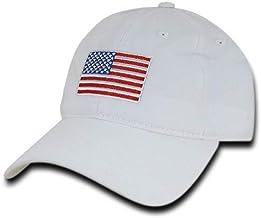 RAPDOM Polo Style American Pride Flag Baseball Caps