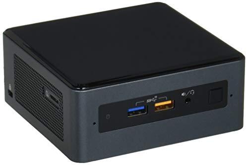 INTEL NUC Barebone BOXNUC8i3BEH Core i3-8109U - 2X DDR4 SO-DIMM max. 32GB - 1x SATA 6,35cm 2,5Zoll - 1x M.2 22x42/80 NO-Cord