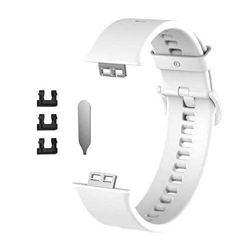 Correa de repuesto de goma para Huawei Watch Fit Band Sport Smart Pulsera impermeable Accesorios de pulsera para Huawei Fit