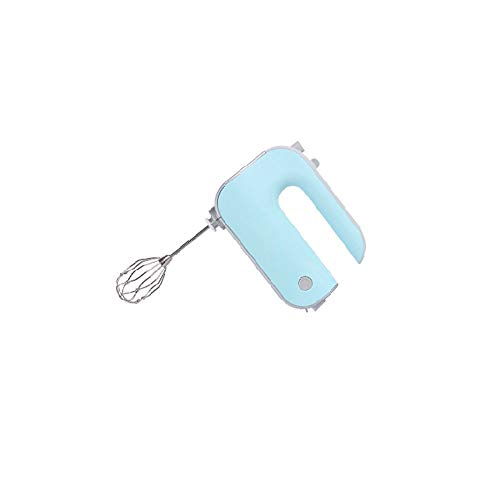 Hanpiyigddq Batidora De Mano, Batidor eléctrico de la Cocina del hogar de la Cocina de la Cocina MULTIBLE MANQUILLO DE Mano (Color : Blue)