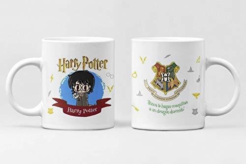 Desconocido Taza Harry Poter. Taza de cerámica de café