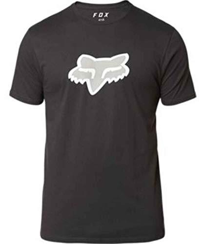Fox Camiseta Stay Glassy SS Premium Negro XL (X-Large)