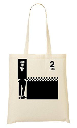 C+P Ska 2 Tone Tragetasche Einkaufstasche