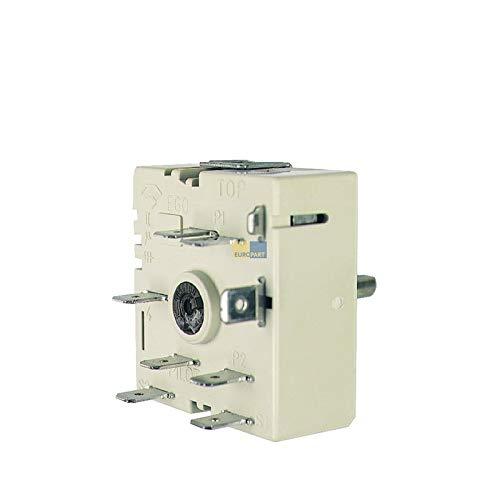 Energieregler Kochplattenschalter Electrolux/AEG 305170621 Zweikreis Herd EGO 50.55021.100