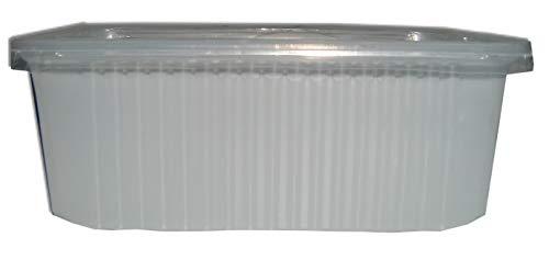 Storepil - 1000 ml de paraffine - BLANCHE pour utilisation manucure, pédicure
