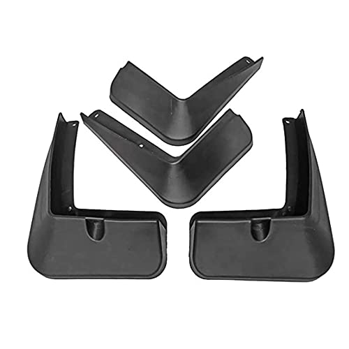 NADAENDR 4 guardabarros de coche para Hyundai Tucson TL 2015-2021 delantero trasero duradero protector de salpicaduras, fácil ajuste, protección para el cuerpo Accesorios para estilizar