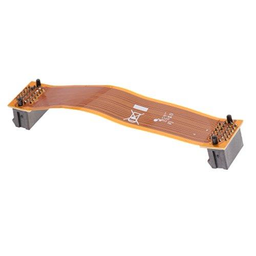 H HILABEE Pci E Flexible Brücke Video Connecctor Crossfire Kabel 10cm Für SLI N Karte