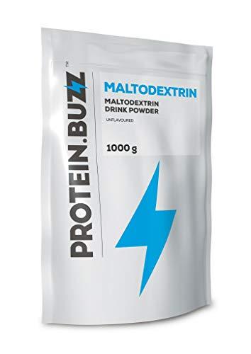 5 x Protein Buzz Maltodextrin, 1KG Beutel (5er Pack)