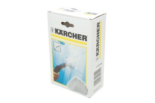 Karcher 63709900 - Panni di Ricambio per Scopa a Vapore, in Spugna