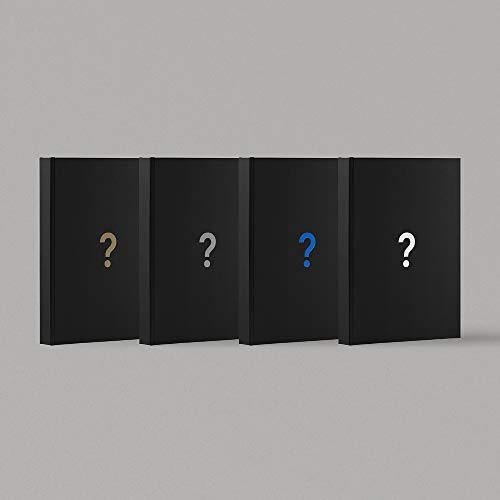 Pledis Entertainment NU'EST NUEST - The Nocturne Album+Folded Poster+Extra Photocards Set (Random ver.)
