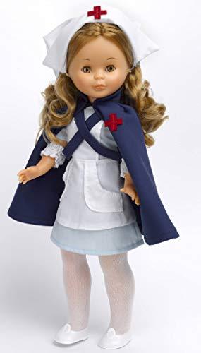 Nancy Kollektion - Krankenschwester Redition 20 Puppe (Famosa 700016211)