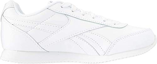 Reebok Royal Classic Jogger 2, Zapatillas de Trail Running para Niños, Weiss (White 0), 38 EU