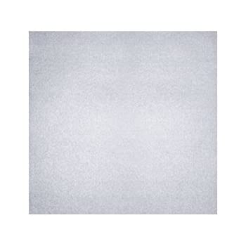 12 x 12 Paper - Silver Metallic (50 Qty.) | Perfect for Crafting, Presentations, Artistic Applications and so much more! | 1212-P-06-50