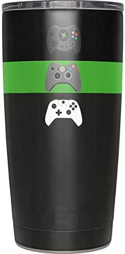 Skinit Decal Skin Compatible with Yeti 20oz Tumbler Originally Designed Xbox Controller Evolution product image