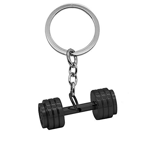 tumundo Portachiavi Pendente Peso Manubri Fitness Bodybuilding Guantoni da Boxe Chiave Accessori Auto Uomo, Modello Art:MOD 11