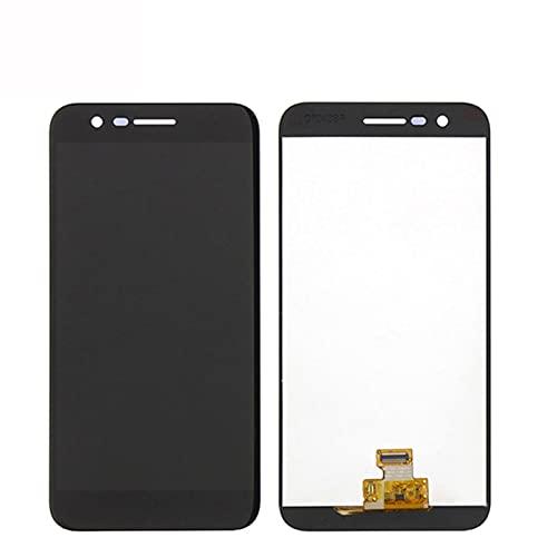 MPGIO Kit de reemplazo de Pantalla LCD Fit for LG K10 2017 M250 X400 LGM-K121K LGM-K121L LCD con Marco Piezas de Repuesto para Pantalla de visualización(Color:LCD No Frame)
