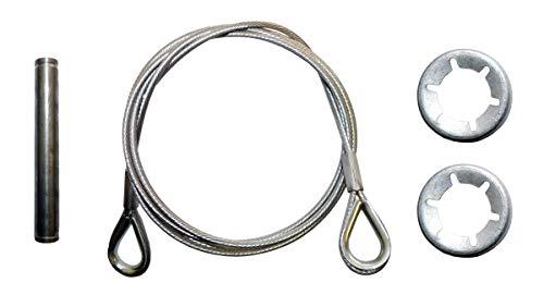 LESCHA Ersatzteil | Bremsseil mit Zubehör für Betonmischer SM 125 S/SM 145 S