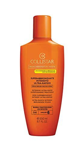 Collistar Sonnencreme LSF6 200 ml, Preis/100 ml: 13.97 EUR