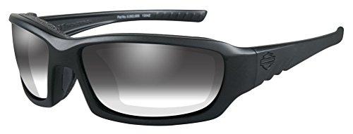HARLEY-DAVIDSON Wiley X Gem LA Light Adjusting Motorrad Brille (selbsttönend)