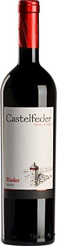 6x 0,75l - 2018er - Castelfeder - Rieder - Lagrein - Alto Adige D.O.C. - Südtirol - Italien - Rotwein trocken