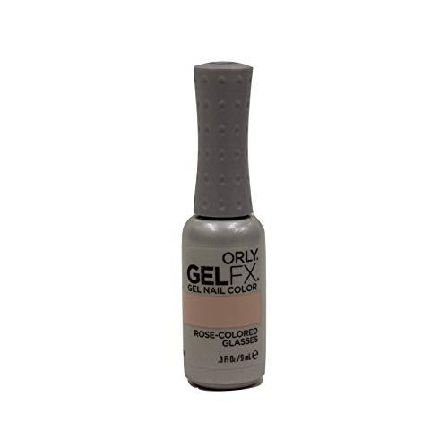 Orly Gel FX Nail Polish - Rose Coloured Glasses, 1er Pack (1 x 9 ml)