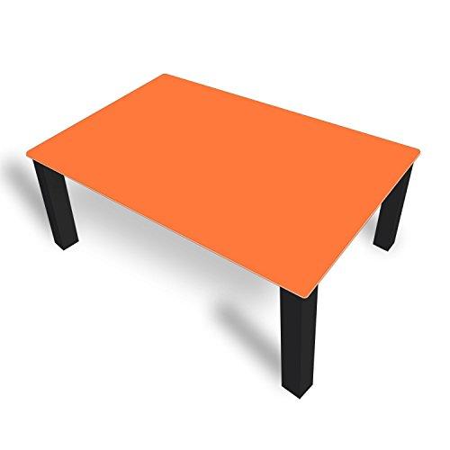 DekoGlas FMK-15-035 Table Basse avec Plateau en Verre 80 x 80 cm 100 x 100 cm 90 x 55 cm 112 x 67 cm 120 x 75 cm