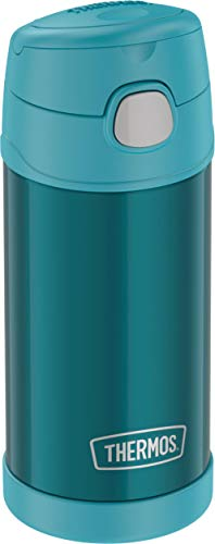 Thermos F4018TL6 Stainless Steel, 12 Ounce, Teal
