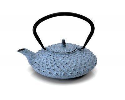0,84QT. Gusseisen Teekanne in blau von Berghoff International Inc.