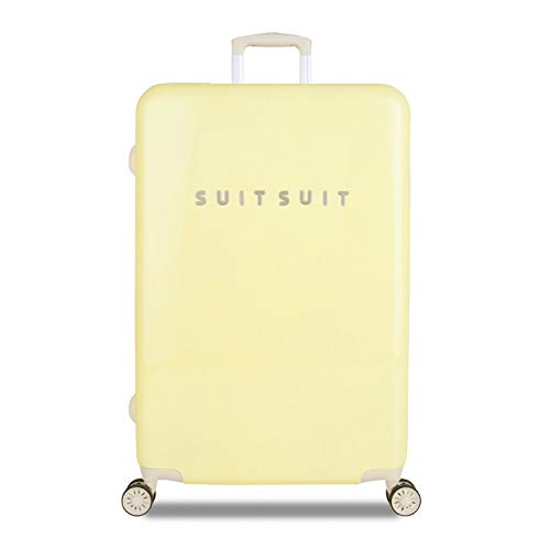 SUITSUIT - Fabulous Fifties - Mango Cream - Reiskoffer (76 cm)