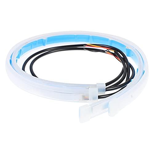 Veemoon 2 Piezas de 45CM de Doble Color LED Tira de Luz de Conducción Diurna Impermeable