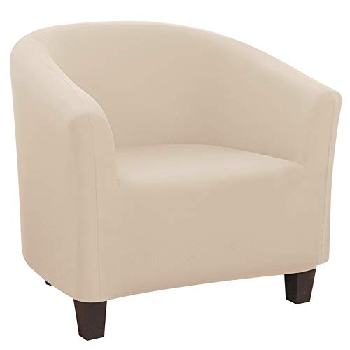 Sfit - Funda de sillón Chesterfield elástica elástica Jacquard para sillón, estilo vintage, lavable, para dormitorio, salón, decoración