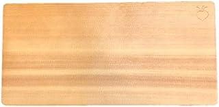 【送料無料】まな板 木製まな板 スプルース カッティングボード 両面 野菜 魚 料理 お家ごはん 木のまな板 33×16×3.3㎝ 【ワールドデコズ】