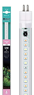 Aquarium Systems Tube T5 LED Original Tropical Pro pour Aquariophilie 85 cm 12 W