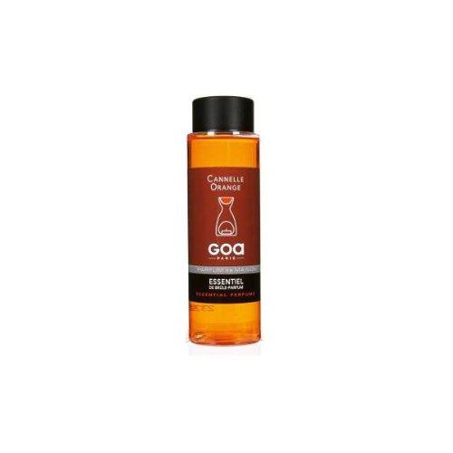 Goa - Essentiels de brule-parfum Cannelle Orange - 260 ml