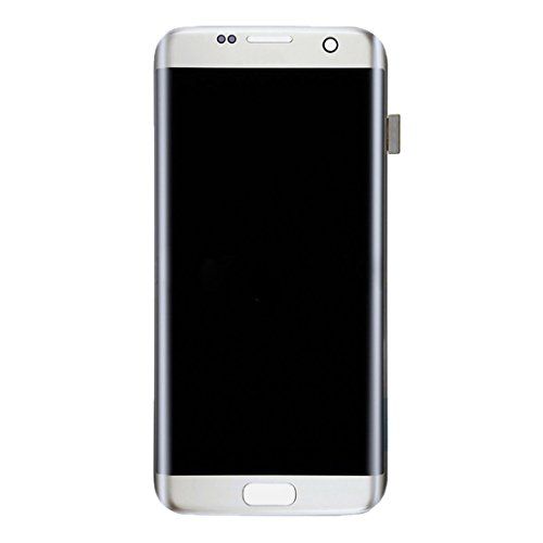 ELECTRONICS MobilePhone ACCESSOIRES COU New LCD-scherm + Touch Panel for Galaxy S7 Edge / G9350 / G935F / G935A / G935V, G935FD, G935W8, G935T, G935U (Silver) (Color : Silver)