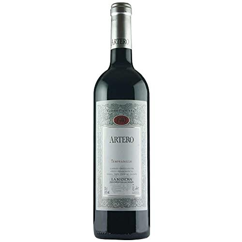 Artero Tempranillo, Vino Tinto, 1 Botella, 75 cl