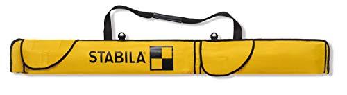 STABILA LCC Waterpas-combitas - meerdere vakken voor transport en opslag 5 waterpassen tot 120 cm. talla única geel