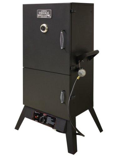 Smoke Hollow 38202G Propane Gas Smoker by Masterbuilt, 2-Door, 38'
