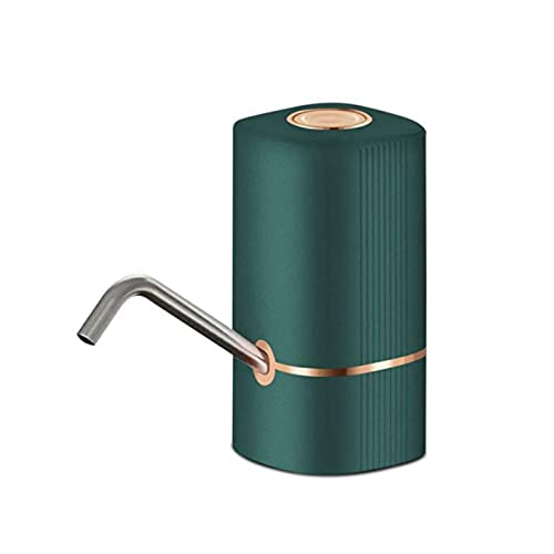 WGHBHD WGHH Dispensador de Agua, Bomba de Botella de Agua Potable automática, dispensador de Botellas de Agua portátiles de Carga USB, dispensador de Jarra de Agua eléctrica
